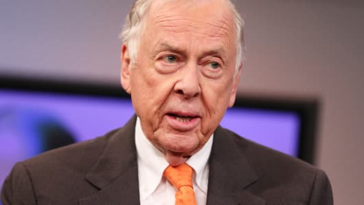 T. Boone Pickens, BP Capital Management