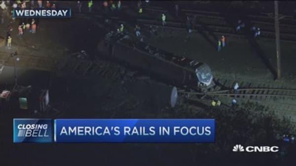 America's rails in focus