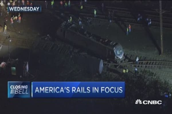 America's rails in focus