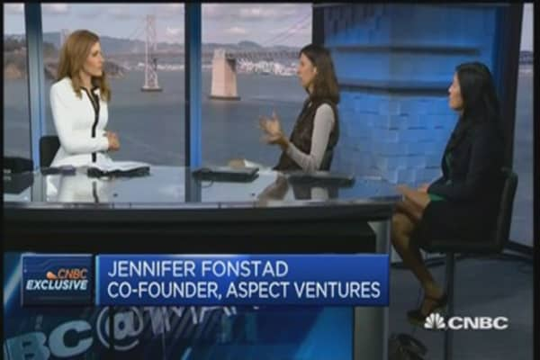 Meet the female-only venture capital fund