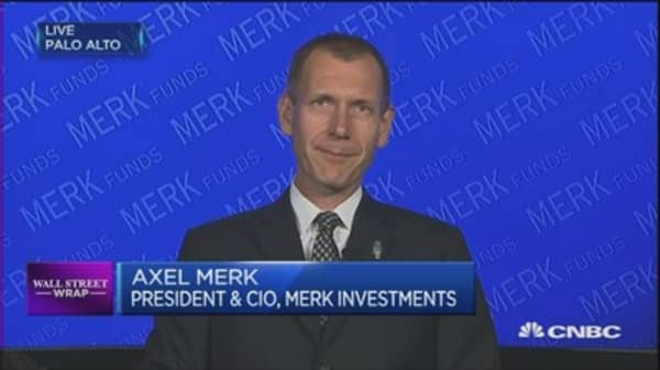 Merk: Watch out for havoc in equities