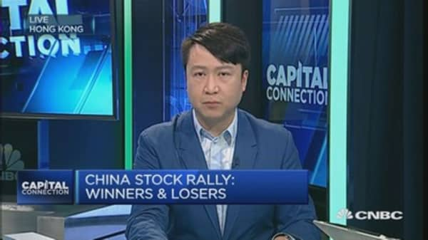 After red-hot rally, are China stocks cooling down?