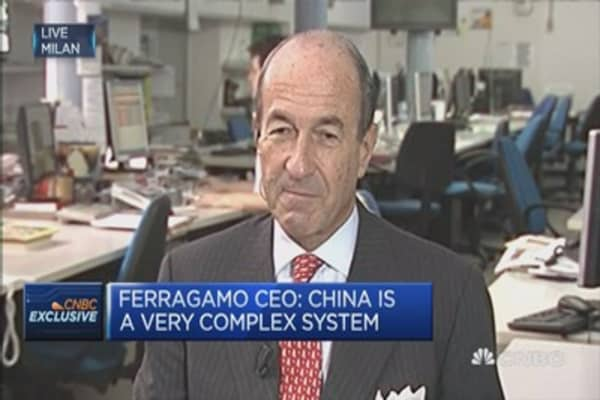Russia to rebound in 12 months: Gerragamo CEO