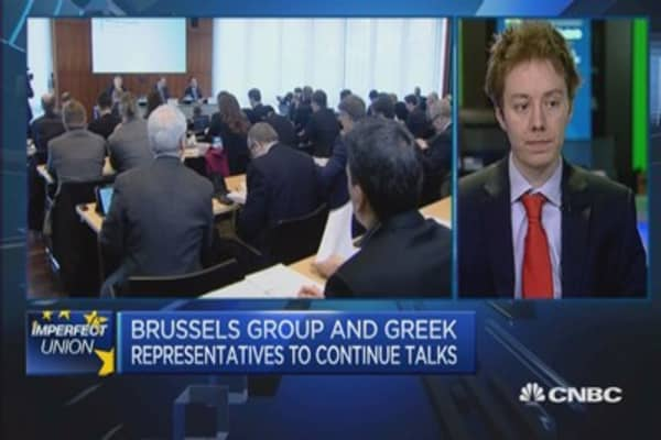 Greece won't leave the EU: Strategist