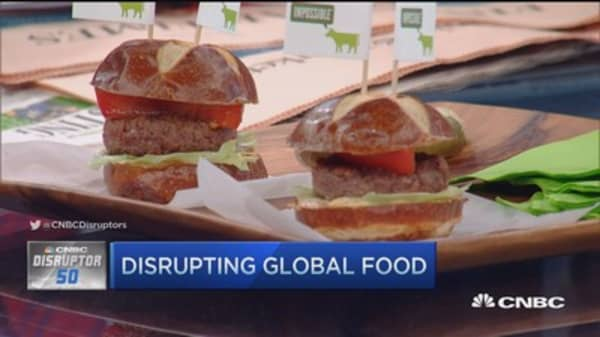 Hampton Creek And Impossible Foods Technology
