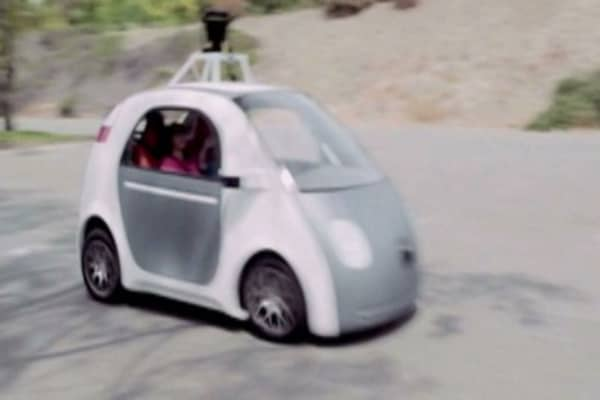 Google's self-driving cars to hit the roads this summer