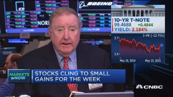 Cashin: Disappointing breakout
