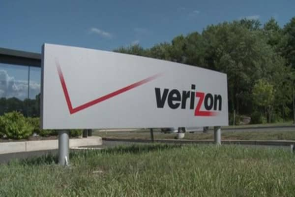 Verizon security flaw