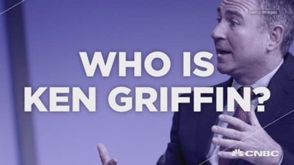 Ken Griffin's rise to power