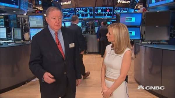Cashin: Fed may not move this year