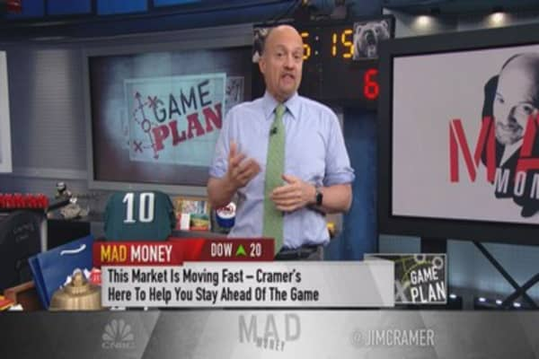 Cramer: Next week jam-packed with retail earnings