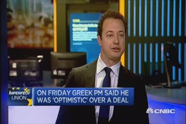 Markets put high probability on Grexit: Analyst