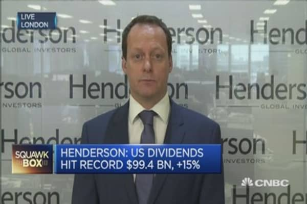 Dividends to grow in Japan, Korea: Pro