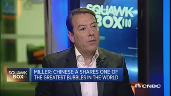 Valuation of large Chinese stocks outrageous: Pro