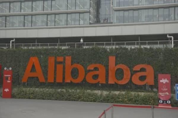 Kering files suit against Alibaba