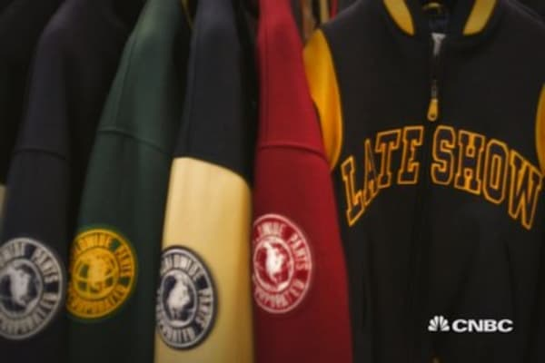 Made in America: Golden Bear Sportswear