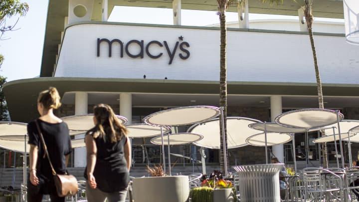 50c9e8f6fa Macy s shares slump as revenue falls short of estimates