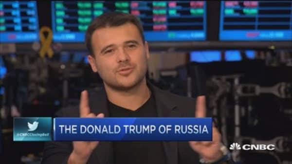 The Donald Trump of Russia