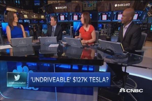 $127,000 Tesla really 'undriveable?'