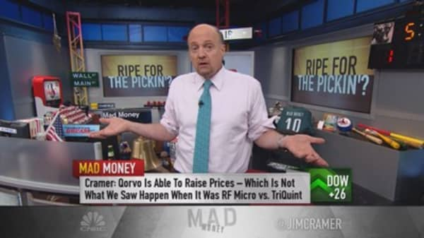 Cramer: Why so many deals are happening