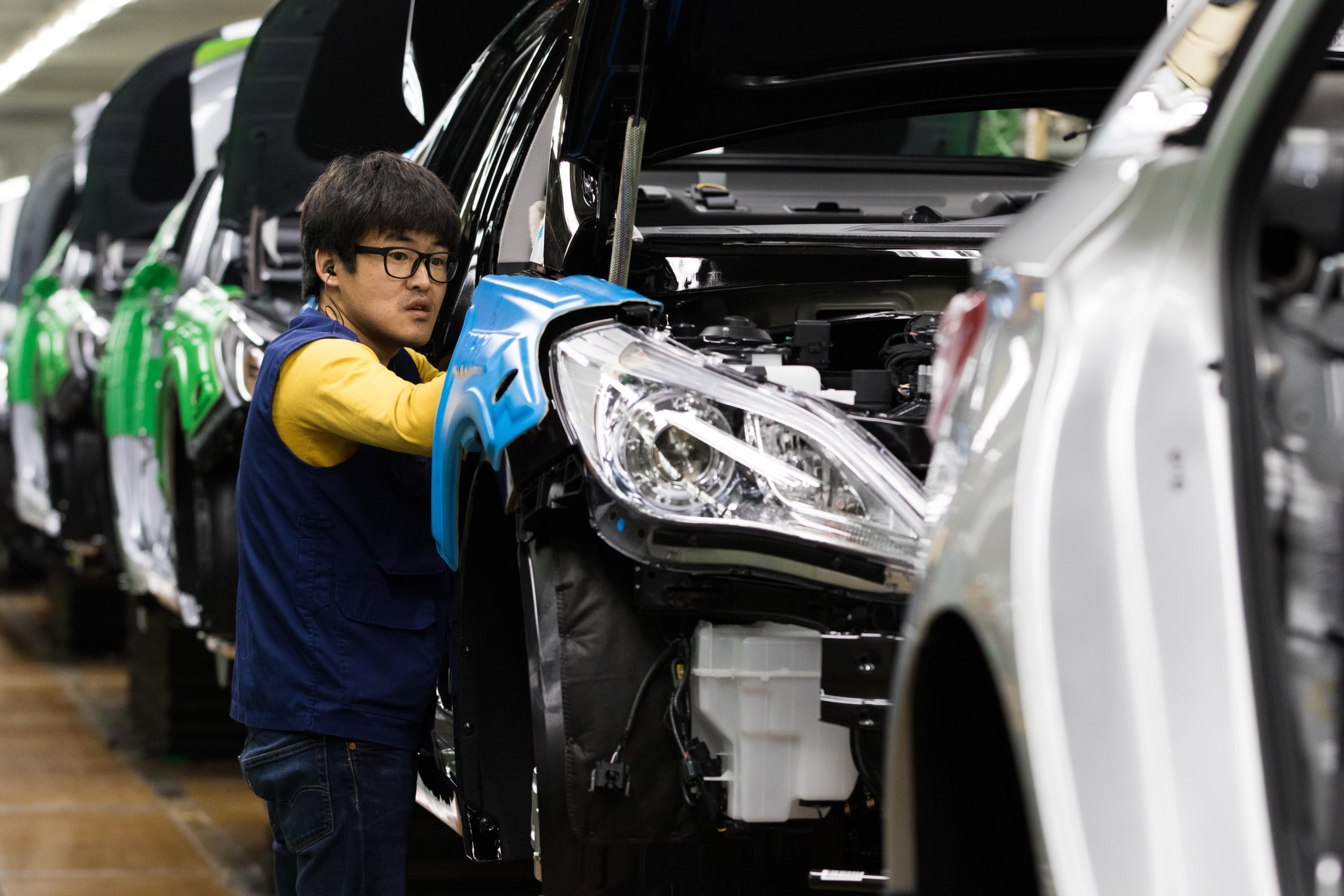 Hyundai motor may be an unexpected beneficiary of trump move to hyundai motor may be an unexpected beneficiary of trump move to kill tpp biocorpaavc Images