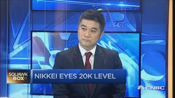 JP Morgan is optimistic on Japanese stocks