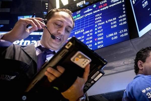 Wall Street on record run