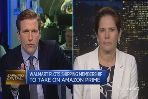 Wal-Mart to spend, spend, spend on e-commerce