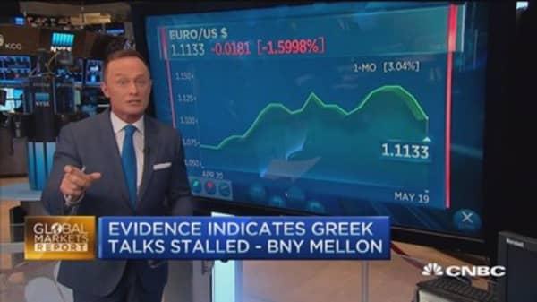 European markets close: Powerful rally