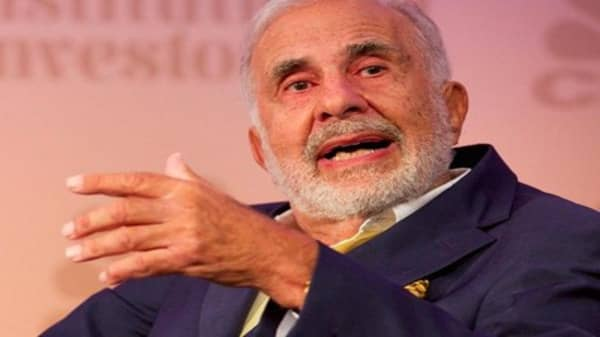 Icahn: No brainer, AAPL should buy a great deal more stock