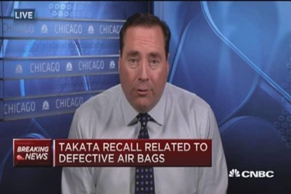 Takata to declare 33M+ vehicle recall: RPT