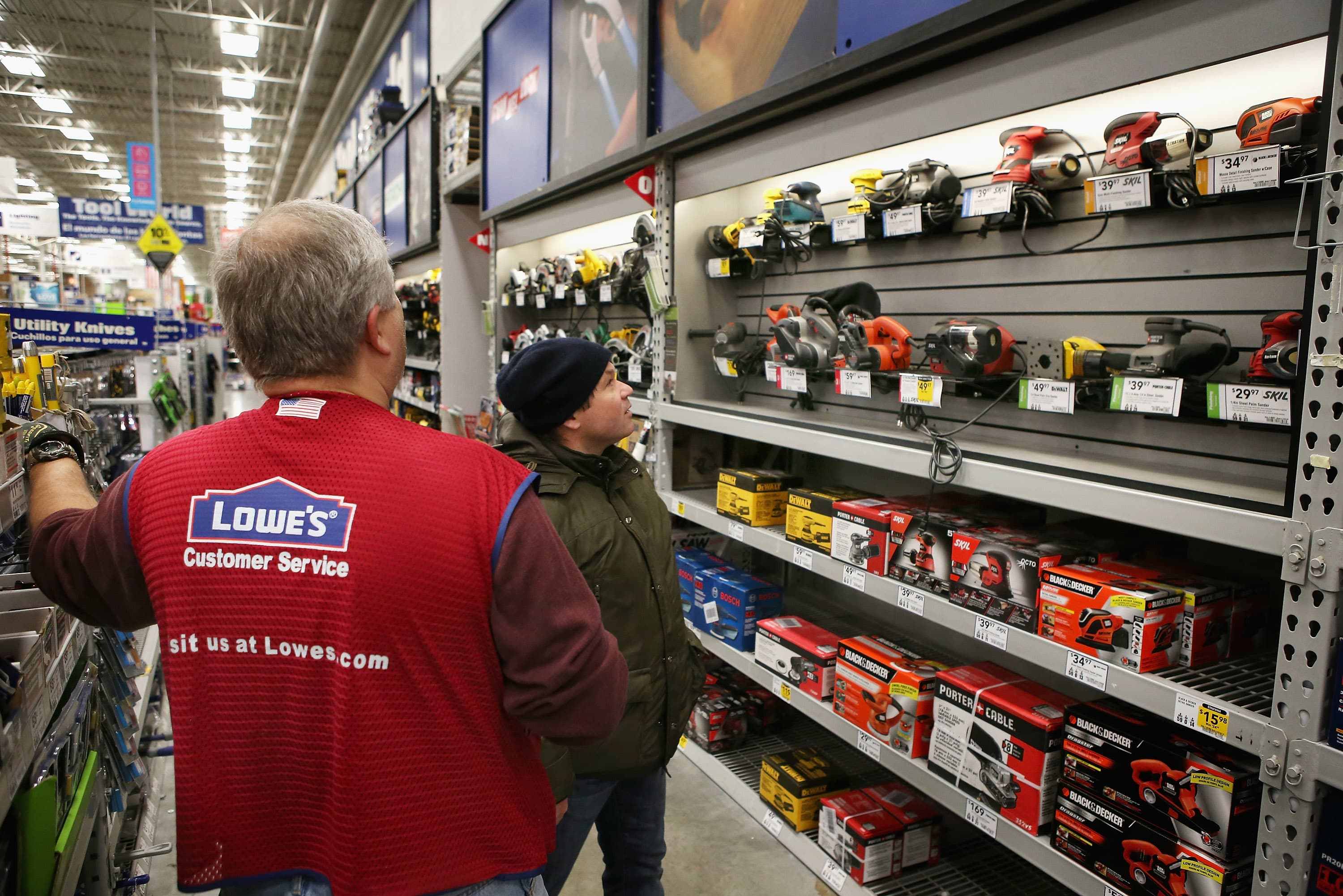 Lowes Stock Quote Custom These 5 Things Are Driving The Surge In Lowe's Stock