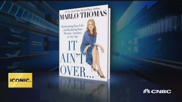 If it's your dream, take it: Marlo Thomas