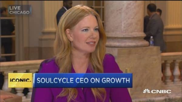 Why SoulCycle is successful: SoulCycle CEO