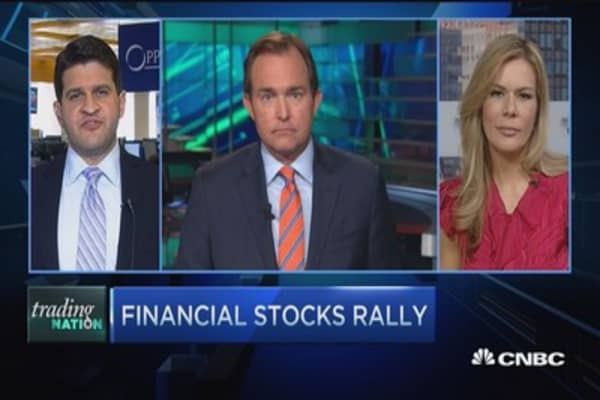 Trading Nation: Financial breakout