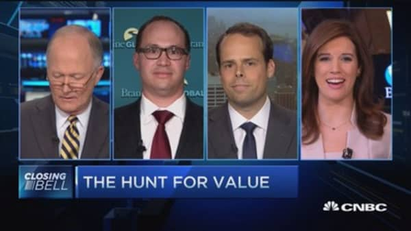 Value plays: C, MU, SIG & HBI