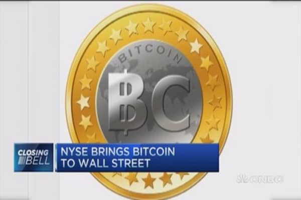 Some skeptical of bitcoin hitting Wall Street