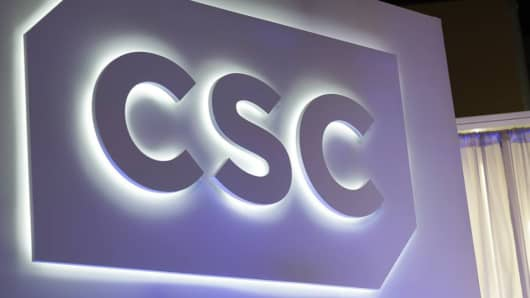 Computer Sciences Corp. logo