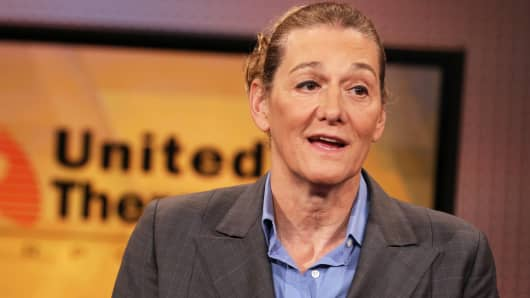 Martine Rothblatt, CEO, United Therapeutics