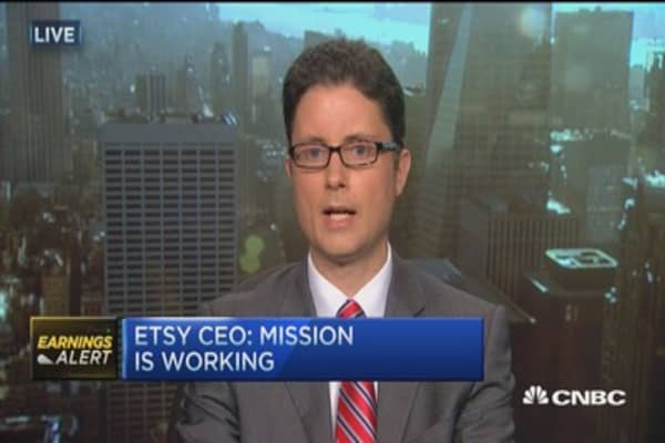 Analyst keeps 'buy' on Etsy