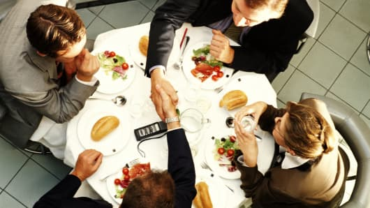 Ten tips for acing a business dinner : 102692936 10021908530x298 from www.cnbc.com size 530 x 298 jpeg 35kB