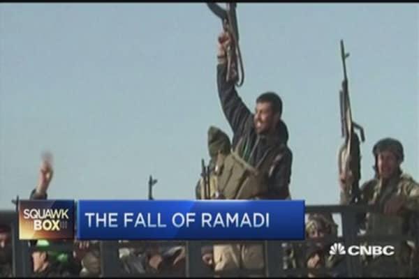 Ramadi under ISIS control, Iraq regroups