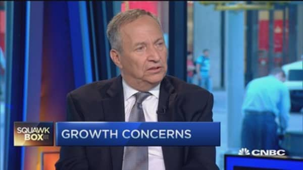 Here's how to grow the economy: Larry Summers