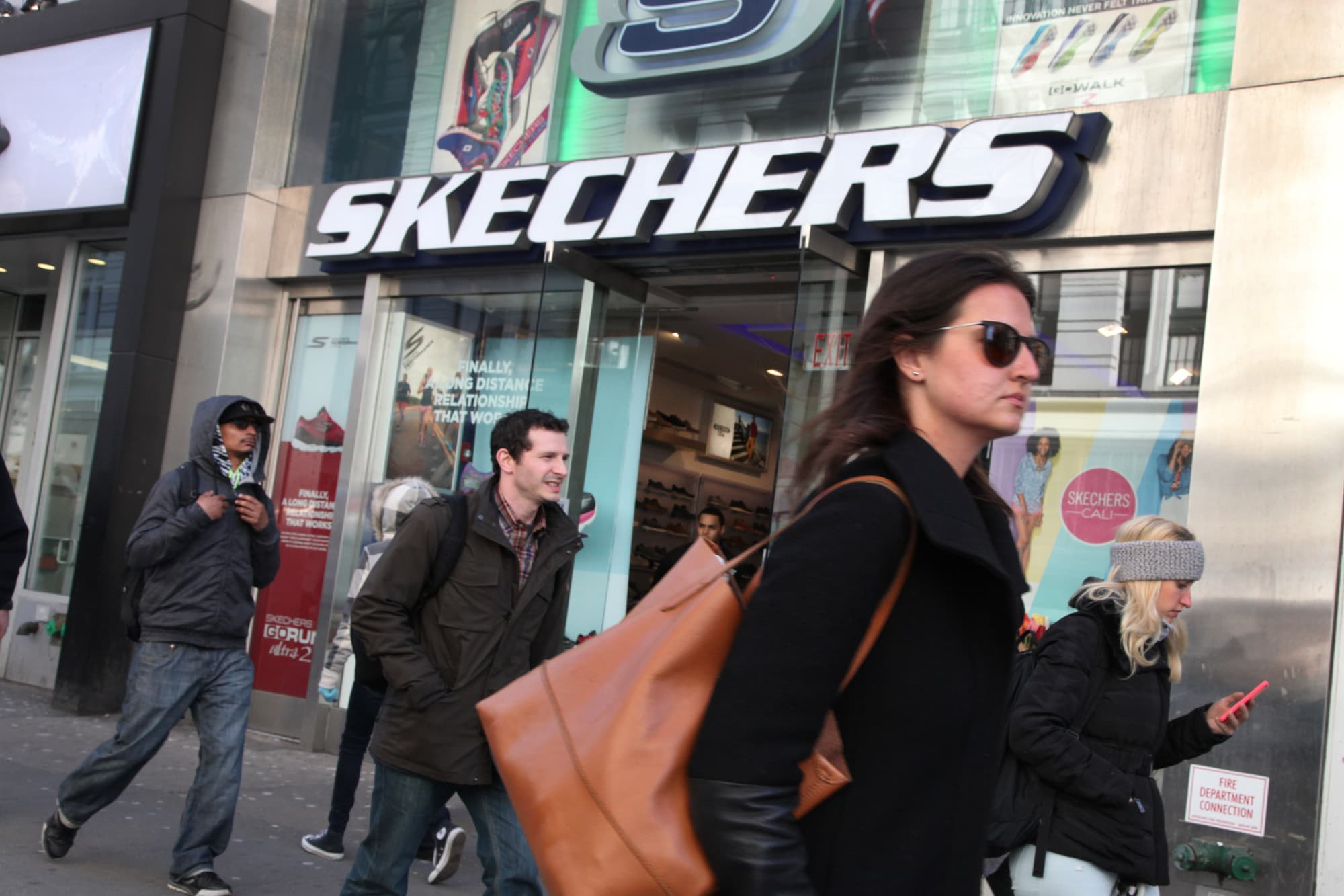 Skechers Jumps After Strong Third Quarter Profits And Future Guidance