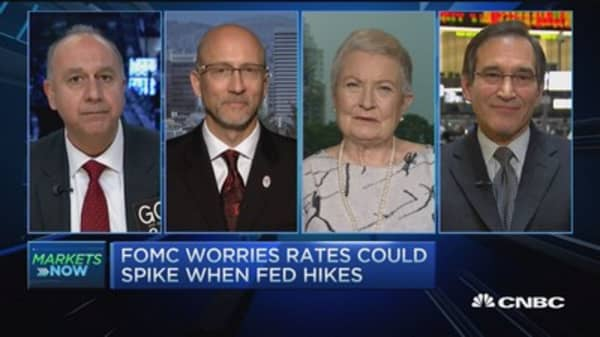 Closing Bell Exchange: The path to normalization