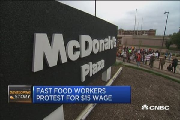 The real trouble for McDonald's