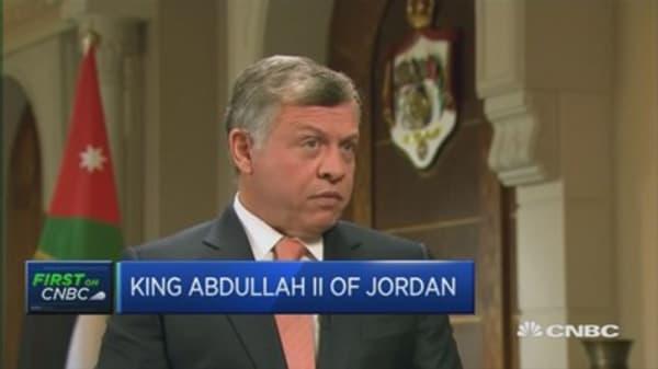 1st on cnbc -Jordan for investments- PKG