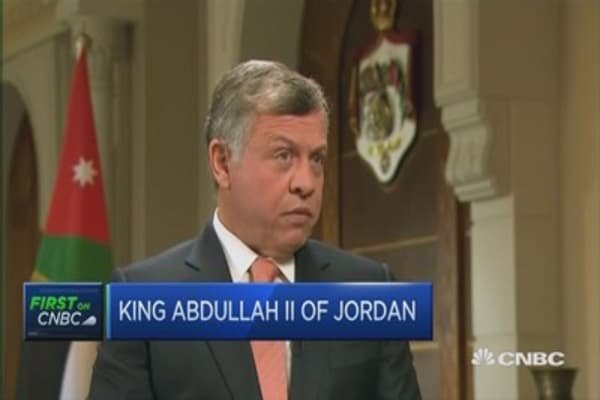 1st on cnbc -Jordan for investments- PKG