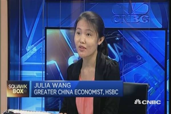 Questions surround China's recovery strength