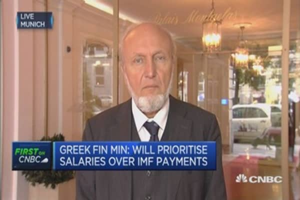 Greece is insolvent - why delay saying it? Sinn
